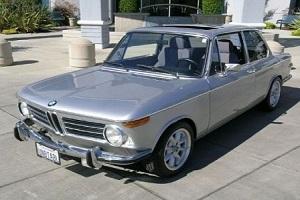 BMW 2002 1968 года