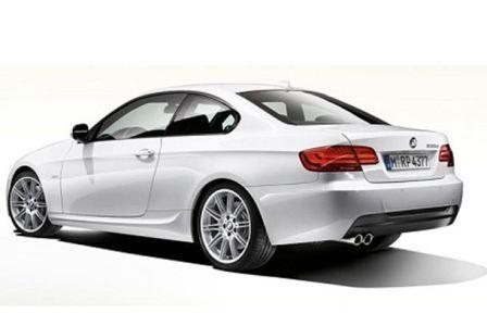 BMW 3 series в кузове купе