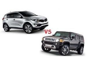 Выбор автомобиля: кроссовер или внедорожник