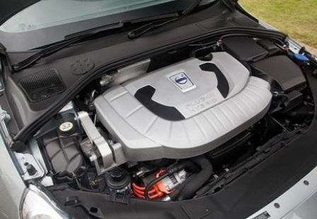 Двигатель Volvo V60 Plug-in Hybrid