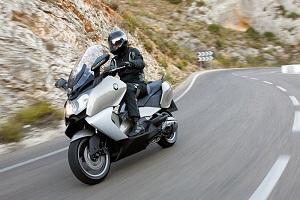 Макси-скутер BMW C 650 GT