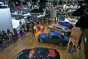 Московский Международный Автомобильный Салон 2014