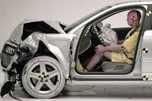 Тест на безопасность автомобиля
