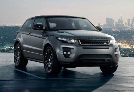 Land Rover Range Rover Evoque 2013 года