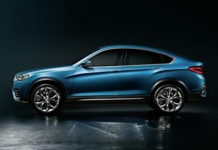 Кроссовер BMW X4 (2)