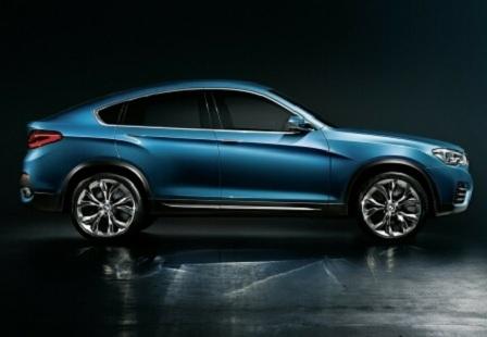 Кроссовер BMW X4 (3)