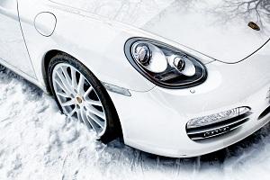 Лакокрасочное покрытие кузова зимой