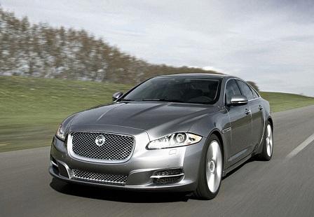 Обзор Jaguar XJ