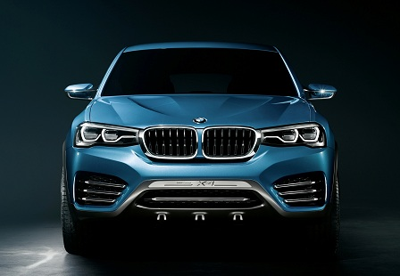 Экстерьер-BMW-X4