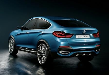 кроссовер BMW X4 (4)