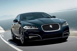 Jaguar XF с дизельным двигателем
