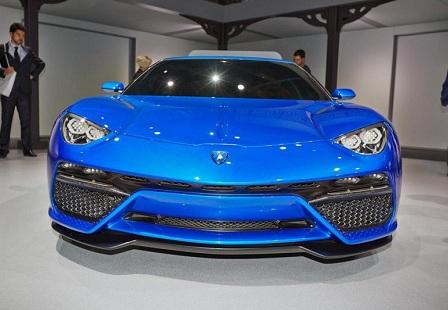 Lamborghini Asterion LPI 910-4 Парижский Автосалон 2014