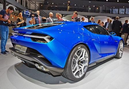 Lamborghini Asterion LPI 910-4 в Париже 2014