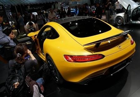 Mercedes AMG GT 2014