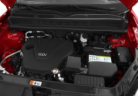 Двигатель Kia Soul 2014