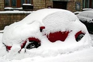 Зимнее хранение автомобиля