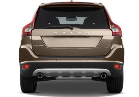 Обзор Volvo XC60