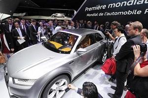 Парижский Автосалон 2014 прототипы и концепт-кары