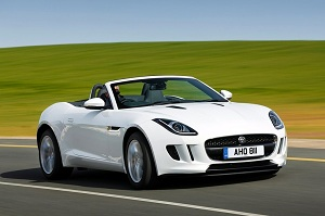 Родстер Jaguar F-type