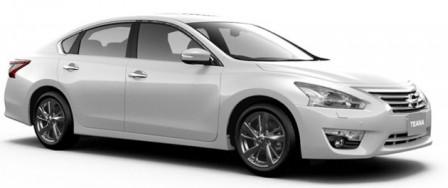 Nissan Teana 2-го поколения (2)