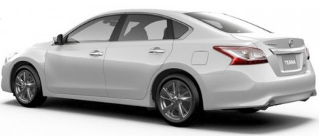 Nissan Teana 2-го поколения