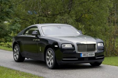 Rolls-Royce Wraith (2)