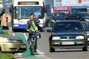 Автомобилисты и велосипедисты