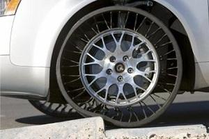 Автомобильные шины в будущем