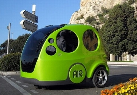 Автомобиль на сжатом воздухе