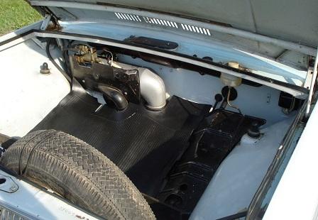 Багажник ЗАЗ-966