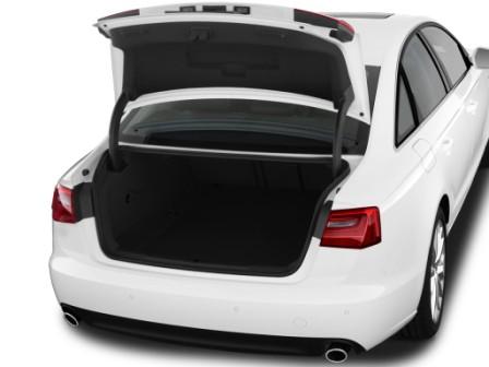 Багажник Audi A6 седан