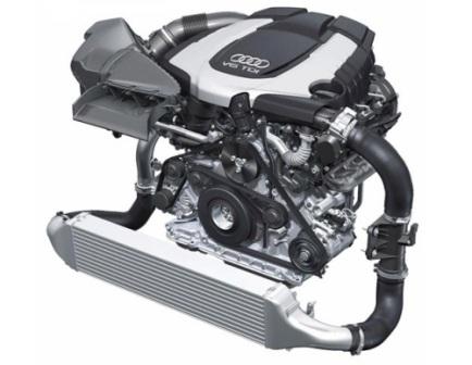 Двигатель 3.0 Audi A6