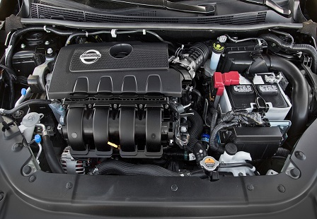 Двигатель Nissan Sentra