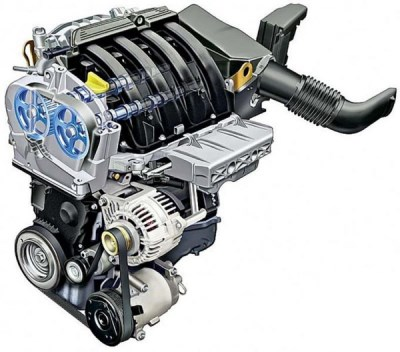 Двигатель Renault Sandero Stepway 2014