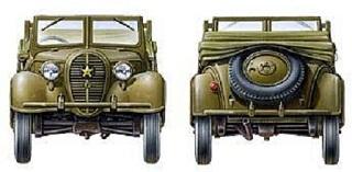 Джип Kurogane Type 95
