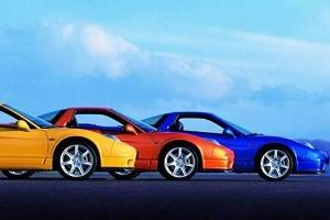 Модный цвет автомобиля