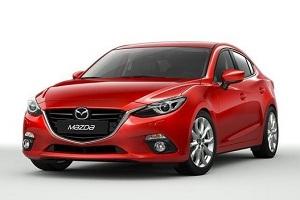 Новая Mazda 3 2014 года