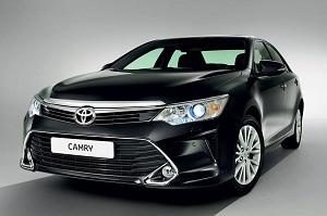 Новая Toyota Camry 2014 года