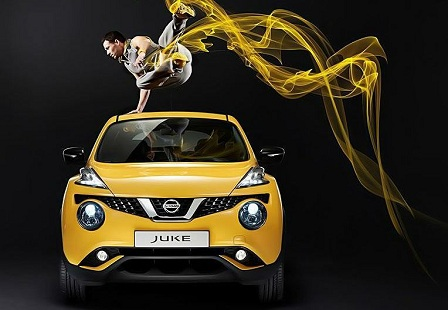 Новый Nissan Juke 2015 года (2)