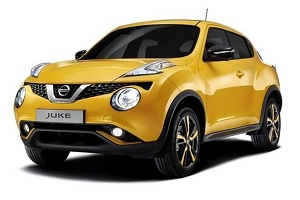 Новый Nissan Juke 2015 года