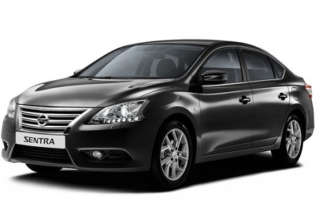 Новый Nissan Sentra 2014 года
