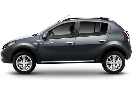Новый Renault Sandero Stepway 2014 (3)