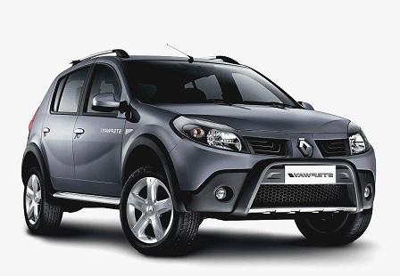 Новый Renault Sandero Stepway 2014 (4)