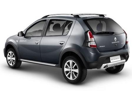 Новый Renault Sandero Stepway 2014 (5)