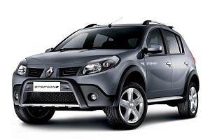 Новый Renault Sandero Stepway 2014