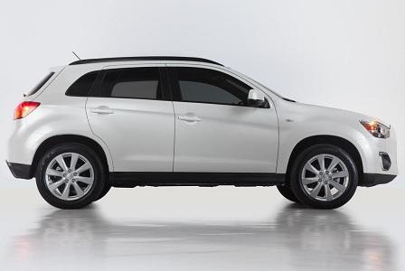 Обзор Mitsubishi Outlander 2014 года