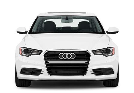 Обновленная Audi A6 2014 года