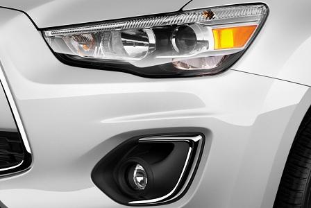 Оптика Mitsubishi Outlander 2014 года