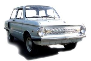 Ретро автомобиль ЗАЗ 966