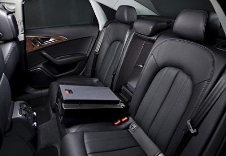Салон Audi A6 седан